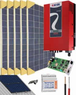 Kit Solar Riello 1500W 8400Whdia