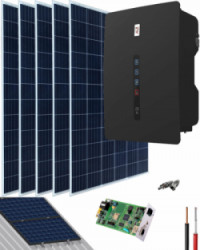 Kit Solar Riello 1500W 8500Whdia RS