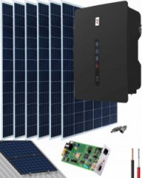 Kit Solar Riello 2000W 10000Whdia RS