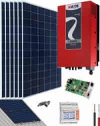 Kit Solar Riello 2000W 10000Whdia