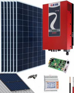 Kit Solar Riello 2000W 10000Whdia