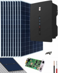 Kit Solar Riello 3000W 15000Whdia RS