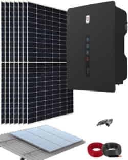 Kit Solar Riello 3000W 15000Whdia RS