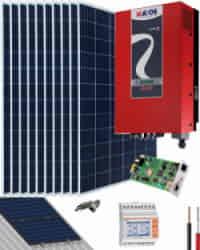 Kit Solar Riello 4000W 20000Whdia