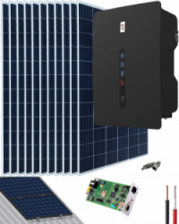 Kit Solar Riello 5000W 25000Whdia RS