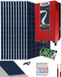Kit Solar Riello 5000W 25000Whdia