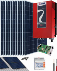 Kit Solar Riello 6000W 30000Whdia