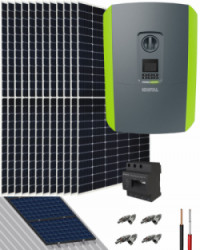 Kit Solar Trifásico 10000W 50000Whdia Kostal