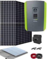 Kit Solar Trifásico 4200W 22000Whdia Kostal