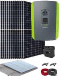 Kit Solar Trifásico 7000W 37000Whdia Kostal
