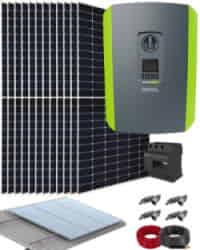 Kit Solar Trifásico 8500W 43500Whdia Kostal