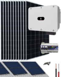 Kit Trifásico Huawei 33000W 170000Whdia