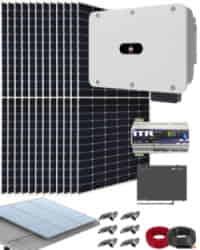 Kit Trifásico Huawei 36000W 188000Whdia