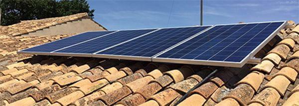 Estructuras Paneles Solares Teja Estructura Panel Solar Teja