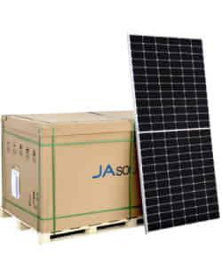 Palé Paneles Solares 455W Monocristalinos Ja Solar