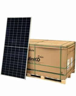 Pallet Paneles Solares Jinko 400W Mono Perc