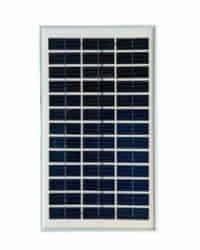 Panel Solar 10W 12V Cristalino Atersa