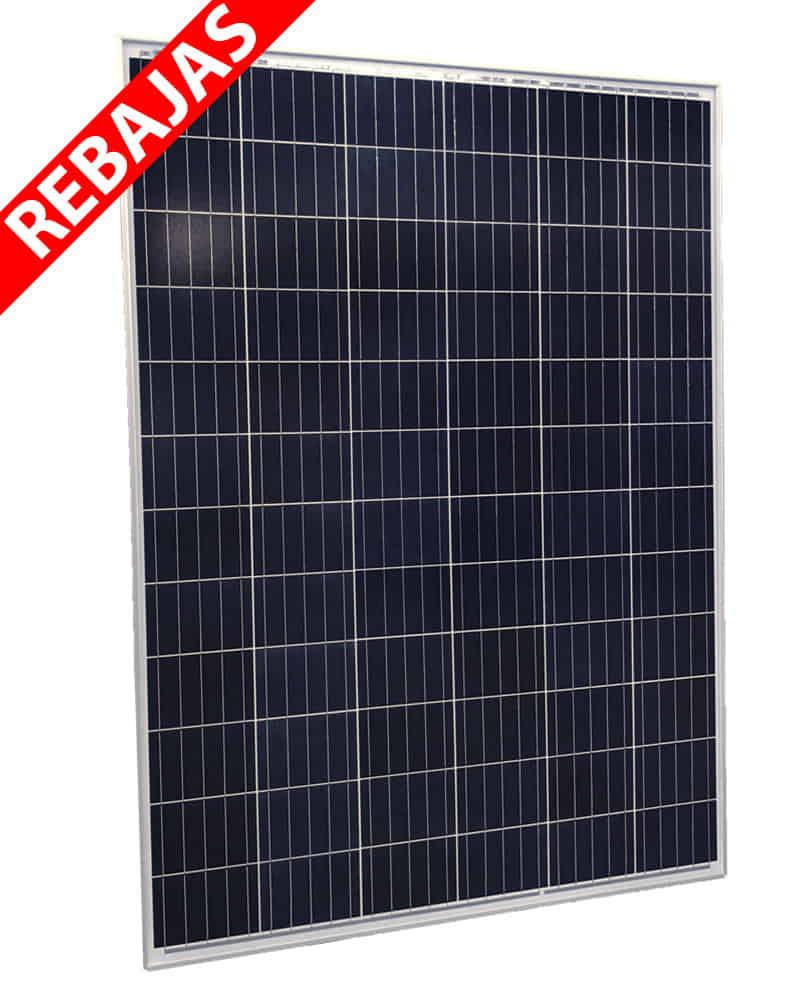 Panel Solar 200W 12V Policristalino Bauer