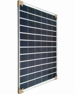 Panel Solar 200W 12V Waaree Policristalino