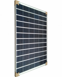 Panel Solar 200W 24V Waaree Policristalino