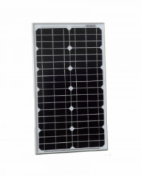 Panel Solar 30W 12V Monocristalino ERA