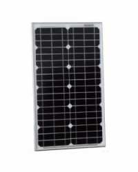 Panel Solar 30W 12V Monocristalino ME