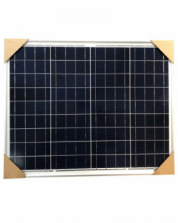 Panel Solar 50W 12V Policristalino SHS