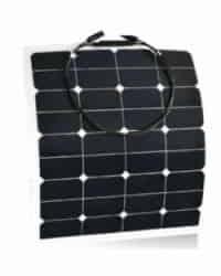 Panel Solar Flexible 55W 12V
