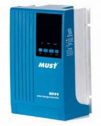 Regulador 12V / 24V 30A MPPT Must Solar