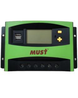 Regulador 12V / 24V 40A PWM Must Solar