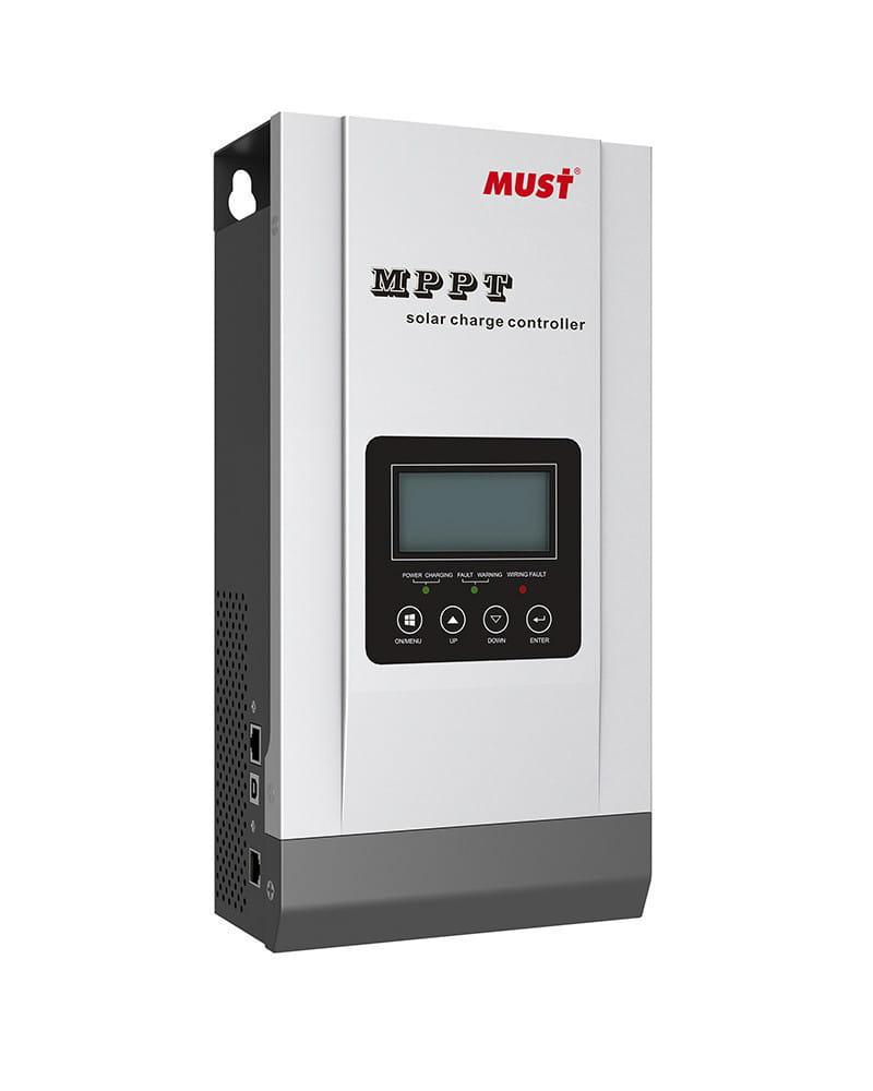 Regulador 12V / 24V / 48V 80A MPPT Must Solar