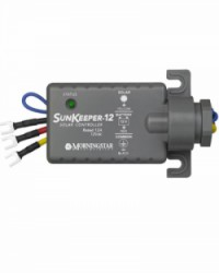 Regulador Carga 12 amperios 12V Morningstar SK12