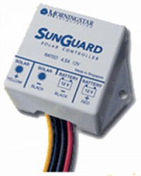 Regulador Carga 4A 12V Morningstar