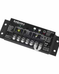 Regulador Carga 6 amperios 12V Morningstar SS6