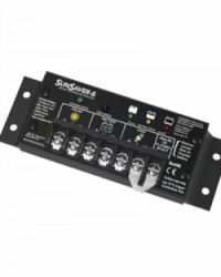 Regulador Carga 6 amperios 12V Morningstar SS6L