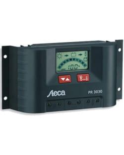Regulador Carga Steca 15A LCD PR1515