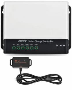 Regulador MPPT 100V 30A con salida CC