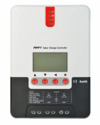 Regulador MPPT 100V 40A LCD 12/24V