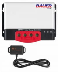 Regulador MPPT 100V 50A Bauer con Bluetooth 12/24V