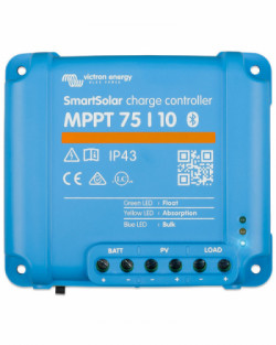 Regulador MPPT 75V 10A Victron Smart Solar