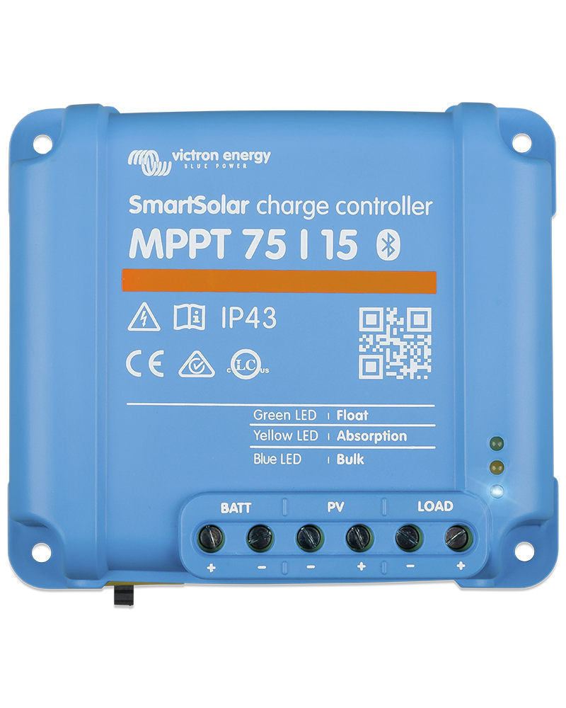 Regulador MPPT 75V 15A Victron Smart Solar