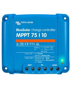 Regulador MPPT Blue Solar 75V 10A VICTRON