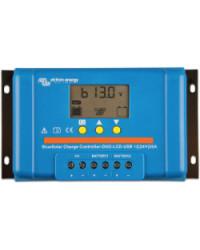 Regulador PWM BlueSolar 48V 30A LCD USB Victron