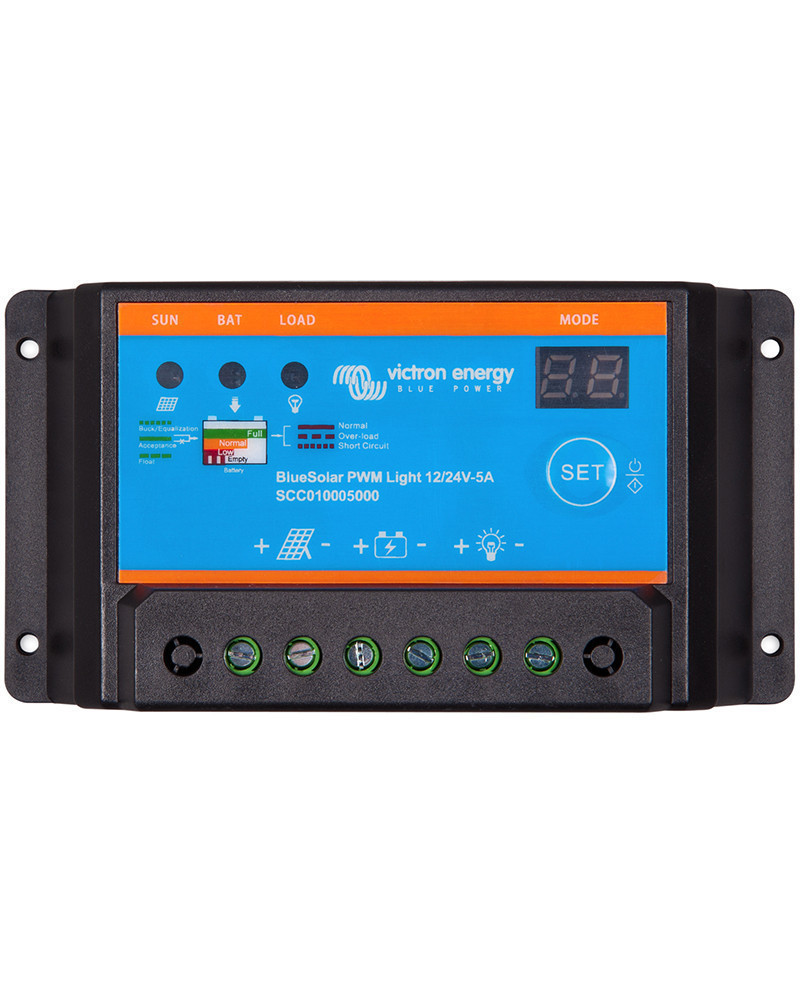 Regulador Victron 10A PWM-Light 12/24V