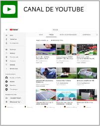 Canal de Youtube energías renovables